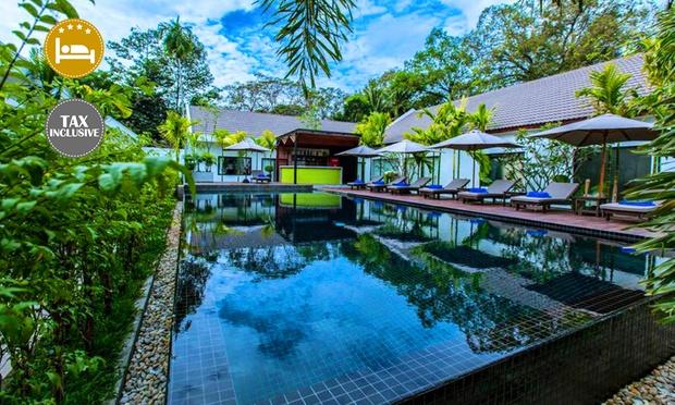 Cambodia: 4-Star Siem Reap Stay 0