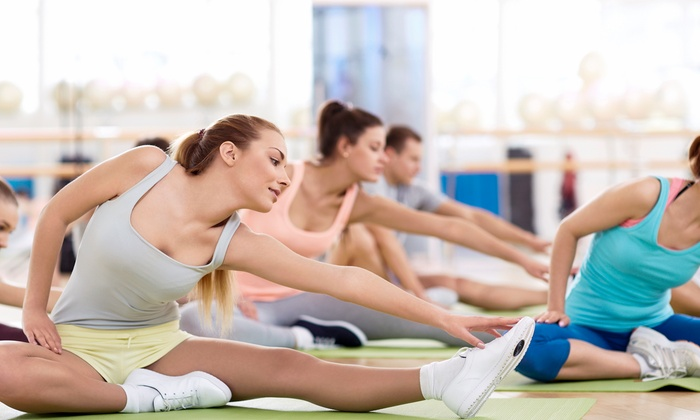 Pilates Dynamix, LLC - Montclair Heights: $59 for a 55-Minute Private Pilates Session and Group Pilates Class at Pilates Dynamix ($120 Value)