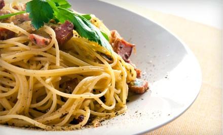 $20 Groupon to La Cucina - La Cucina in Dartmouth Crossing