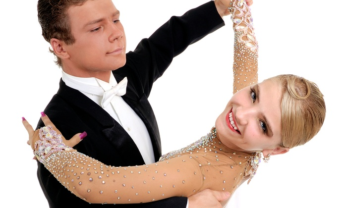 Arthur Murray Dance Center - Northwest Side: Four Ballroom Dance Classes for One or Two or Eight Classes for One at Arthur Murray Dance Center (Up to 56% Off)