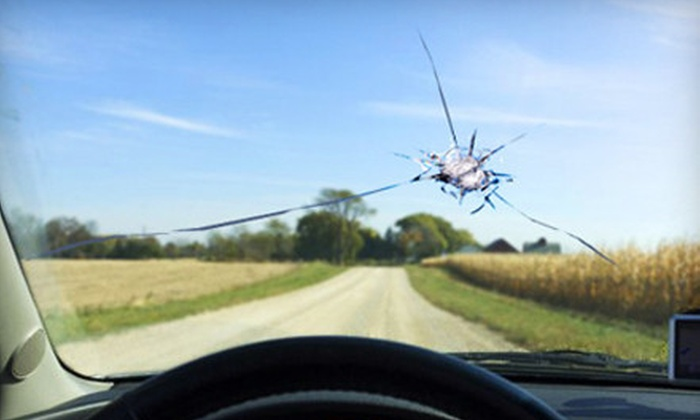 Cascade Auto Glass - Portland: Three Windshield-Chip Repairs or $100 Towards Deductible or Replacement at Cascade Auto Glass (Up to 76% Off).