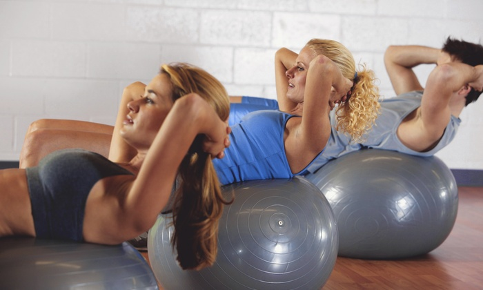 Health Whiz Fitness Studio - Lacey: $39 for One Month Boot-Camp Classes at Health Whiz Fitness Studio ($80 Value)