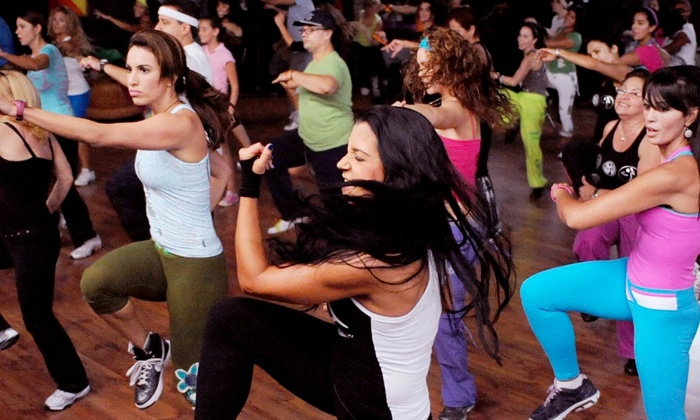 BC Dance - BC Dance - Zumba and Cuban Salsa: One, Two, or Three Months of Unlimited Dance Classes at BC Dance (Up to 91% Off)