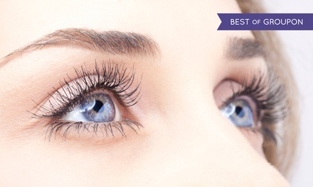 $89 for a Full Set of Eyelash Extensions at Yu Beauty Lounge ($225 Value)