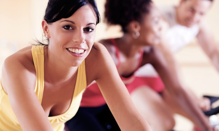 StudioFit - Pico Rivera: 5, 10, or 15 Spinning Classes at StudioFit (Up to 62% Off)