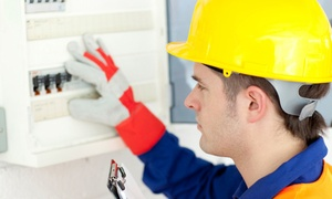 Elec Pros Inc.: $129 for a Surge Protector with Installation from Elec Pros Inc. ($264.98 Value)