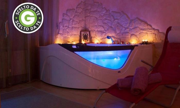 Nefesh - NEFESH: Percorso spa in area riservata con trattamenti a scelta per 2 persone da 39 €