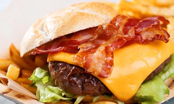 Fast Eddie's Diner - Multiple Locations: $11 for $20 Worth of American Food at Fast Eddie's Diner