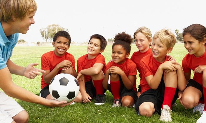 Los Gatos United - Creekside Sports Park: $199 for 1-Week Soccer Camp for Children Ages 5-13 on June 27-July 1 at Los Gatos United ($300 Value)