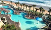 Family-Friendly Resort with Beachfront Water Park