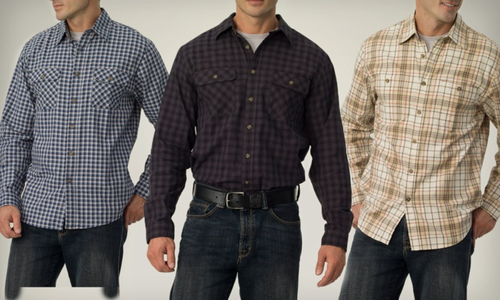 Boston Traders Men's Shirts: $19 for Boston Traders Men's Shirt (Up to $78 List Price). Multiple Options Available. Free Shipping and Free Returns.