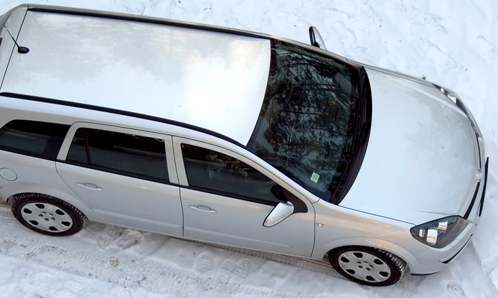 Marysville Speed - Arlington: Window Tinting for a Two- or Four-Door Vehicle at Marysville Speed n' Custom (Up to 50% Off)
