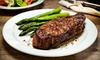 Gamaroff's Bar and Grill - Hallandale Beach: $59 for a Prix-Fixe Dinner for Two with Bottle of Wine at Gamaroff's Bar and Grill ($120 Value)