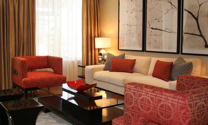 squarefoot interior design - Orange County: $149 for Three Hours of Interior Design Consultation and Redecoration from Squarefoot Interior Design ($300 Value)