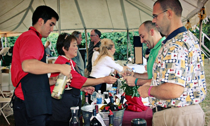 Wine & Food Festival  - Rochester: $16 for Wine & Food Festival at Meadow Brook Music Festival on Saturday, August 25 (Up to $32 Value)