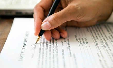 Legal Documentation at Low Cost Legal (Up to 88% Off). Three Options Available.