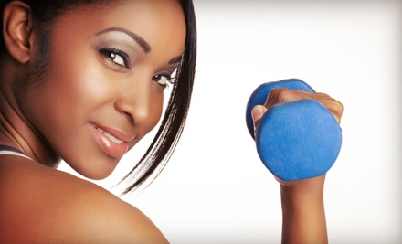 5 or 10 Fitness Classes at Fitness Ladies (Half Off)