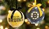 6-Pack of NHL LED Ornaments