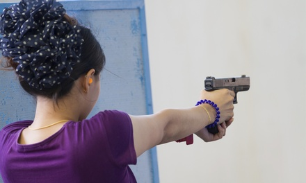 Four-Hour, Multi-State Concealed-Handgun Class for One or Two at MMTA Firearms Training Academy (Up to 61% Off)