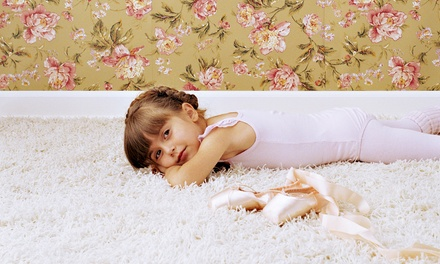 Carpet Cleaning for Two or Three Rooms or Tile Cleaning from Magiclean Carpet Cleaning (67% Off)
