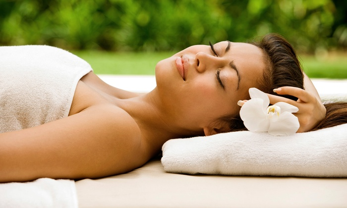 The Haven Spa - Pleasantville: Express Facial with Optional Glycolic Peel at The Haven Spa (Up to 47% Off)