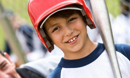 $99 for Kids' Baseball Camp Featuring MLB Hall-of-Famer Whitey Herzog on 10/25 from Kid Macho ($249 Value)