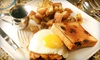 Bakin' & Eggs - Lakeview: $10 for $20 Worth of Breakfast, Brunch, and Lunch at Bakin' & Eggs