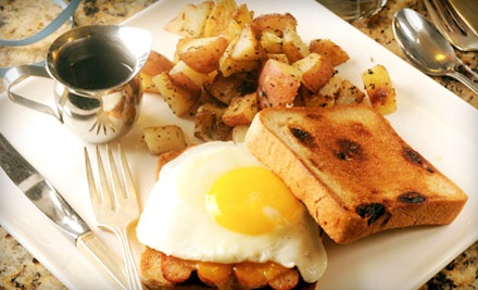 $10 for $20 Worth of Breakfast, Brunch, and Lunch at Bakina€™ & Eggs
