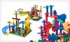 Children's Toy Construction Sets: Locktagons, Mighty Monkey, or Pegs Building Construction Sets (Up to 37% Off). Free Shipping and Free Returns.