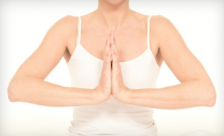 10 Yoga Classes or One Month of Unlimited Yoga Classes at The Hot Room (Up to 54% Off)