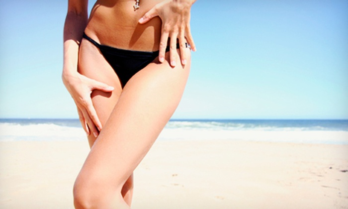 Flawless Skin - Trammell Crow Industrial Center: Six Laser Hair-Removal Treatments for a Small, Medium, or Large Area at Flawless Skin (Up to 81% Off)