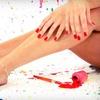 Up to 63% Off Mani-Pedis at The Nail Artist