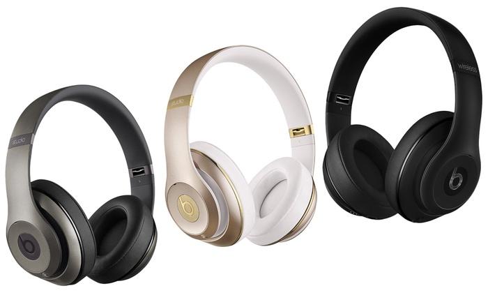 Beats by Dr. Dre Studio 2 Headphones (Refurbished B Grade)  78f539177b1f