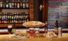 The Lager House - Colonie: Pub Food and Drinks for Two or Four at The Lager House (Up to 47% Off)