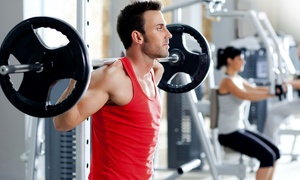 Snap Fitness : One-, Two-, or Three-Month Gym Membership Package at Snap Fitness (Up to 55% Off)