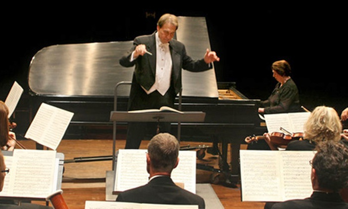 """Power and Glory"", ""The British Connection"", ""Mass Appeal"", or ""Opera and Beyond"" - Multiple Locations: Maestro Series Symphony Concert from Concert Artists of Baltimore (Up to Half Off)"