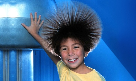 $80 for a One-Year Family-Membership Package at The Magic House ($160 Value)