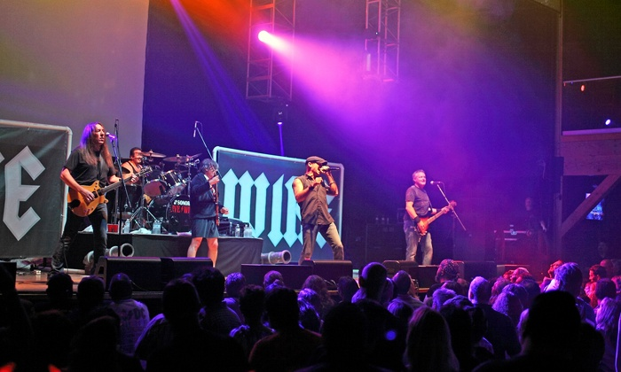 Live Wire: The Ultimate AC/DC Tribute - Coda: Live Wire: The Ultimate AC/DC Concert Experience on Friday, April 1, at 8 p.m.
