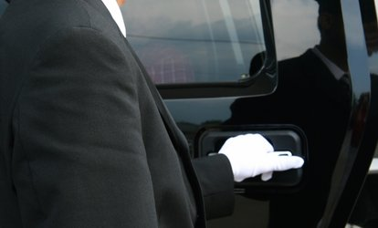 image for One-Way and Round-Trip <strong>Transportation</strong> From Always Dependable Limos (Up to 61% Off)