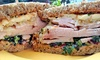 SuperFood Cafe - Mid-City: Healthy Cafe Food for One or Two at SuperFood Cafe (40% Off)