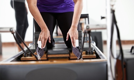 $50 for Five-Class Pilates