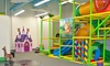 Up to 60% Off Kids' Open Play or Party