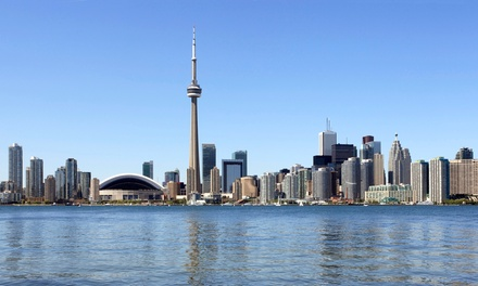 Lunch or Dinner Cruise from Toronto Cruise Lines (59% Off)
