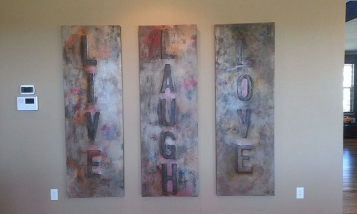 Express Yourself Canvases - Aurora: $440 for $800 Worth of Canvases — Express Yourself Canvases