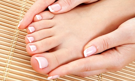 NailFungus Treatment for One or Both Feet at Laser Nail Therapy Clinic (Up to 70% Off)