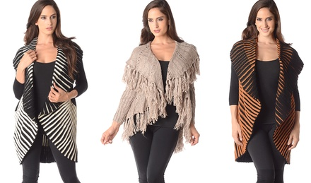 Women's Plus-Size Cardigan Sweaters from $32.99–$39.99