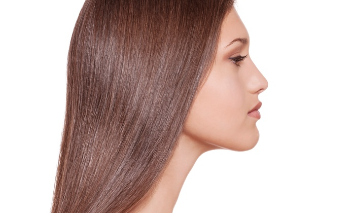 Hair Loss Solutions of Texas - Houston: $515 for a Stock Bonded Hair Piece with One Rebonding Service at Hair Loss Solutions of Texas ($1,350 Value)
