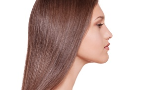 Hair Loss Solutions of Texas: $540 for a Stock Bonded Hair Piece with One Rebonding Service at Hair Loss Solutions of Texas ($1,350 Value)