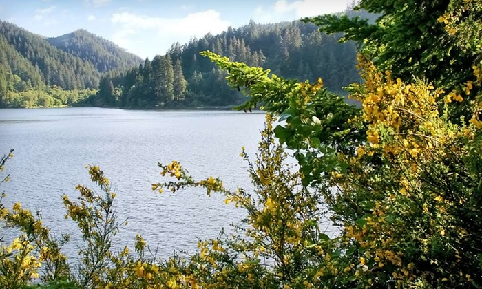 Loon Lake Lodge & RV Resort - Oregon: 2-Night Stay for Two, Five, or Up to Nine at Loon Lake Lodge & RV Resort in Reedsport, OR. Combine Up to 4 Nights.