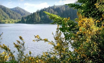 2-Night Stay for Two, Five, or Up to Nine at Loon Lake Lodge & RV Resort in Reedsport, OR. Combine Up to 4 Nights.
